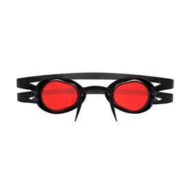 TYR Socket Rockets 2.0 Mirrored - Gafas de natación - rojo/negro